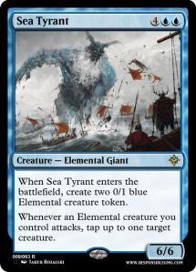 Sea Tyrant